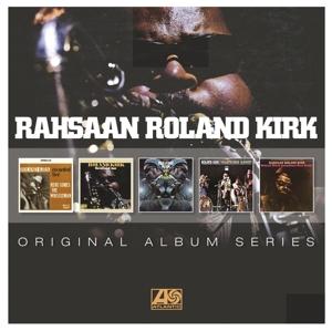 Original Album Series - Rahsaan Roland Kirk - Musik - RHINO - 0081227952013 - 18. september 2015