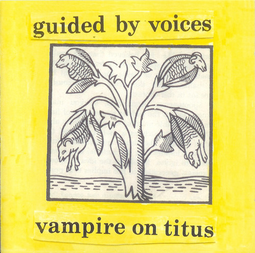 Vampire On Titus - Guided By Voices - Musik - SCAT - 0753417005013 - November 27, 2020