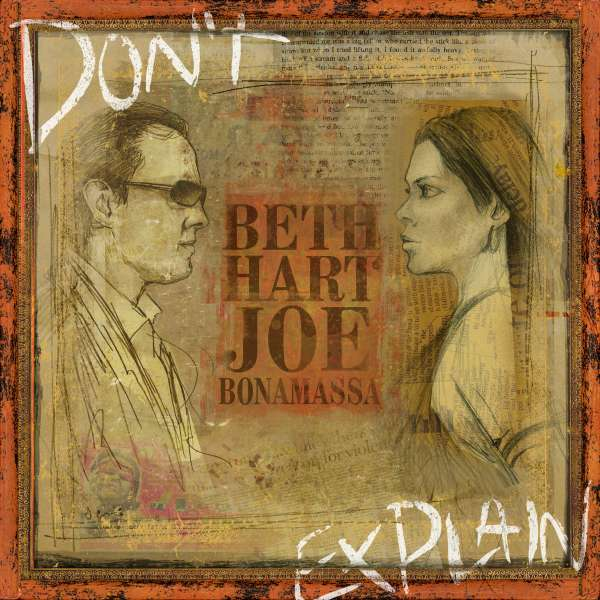 Don't Explain - Beth Hart & Joe Bonamassa - Musik - MASCO - 8712725735014 - September 26, 2011