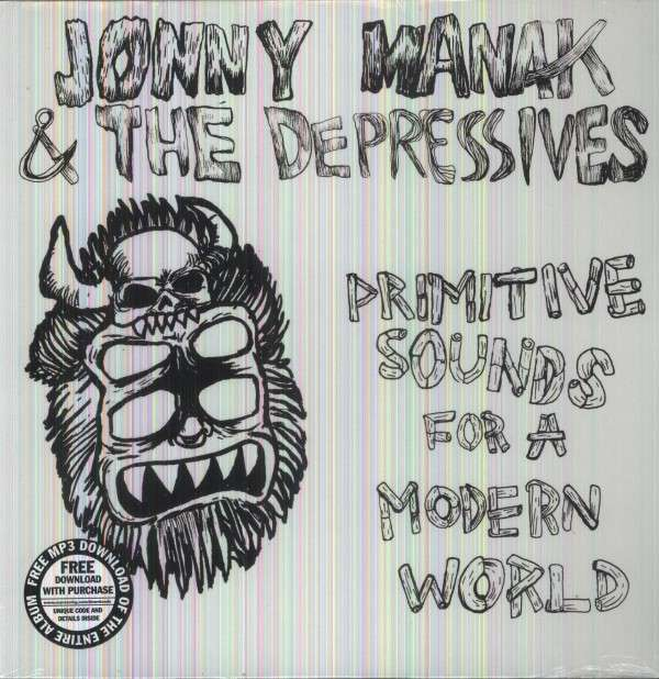 Primitive Sounds for a Modern World - Manak,jonny & the Depressives - Musik - SELFDESTRUCT - 0752423760015 - October 8, 2013