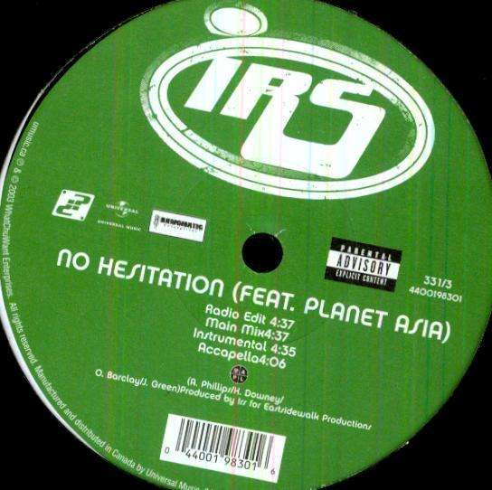 Strictly for the Heads - Irs - Musik - RAP/HIP HOP - 0044001983016 - 1970