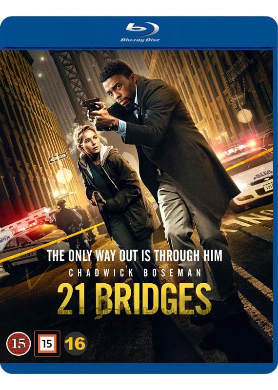 21 Bridges -  - Film -  - 5706169003016 - May 11, 2020