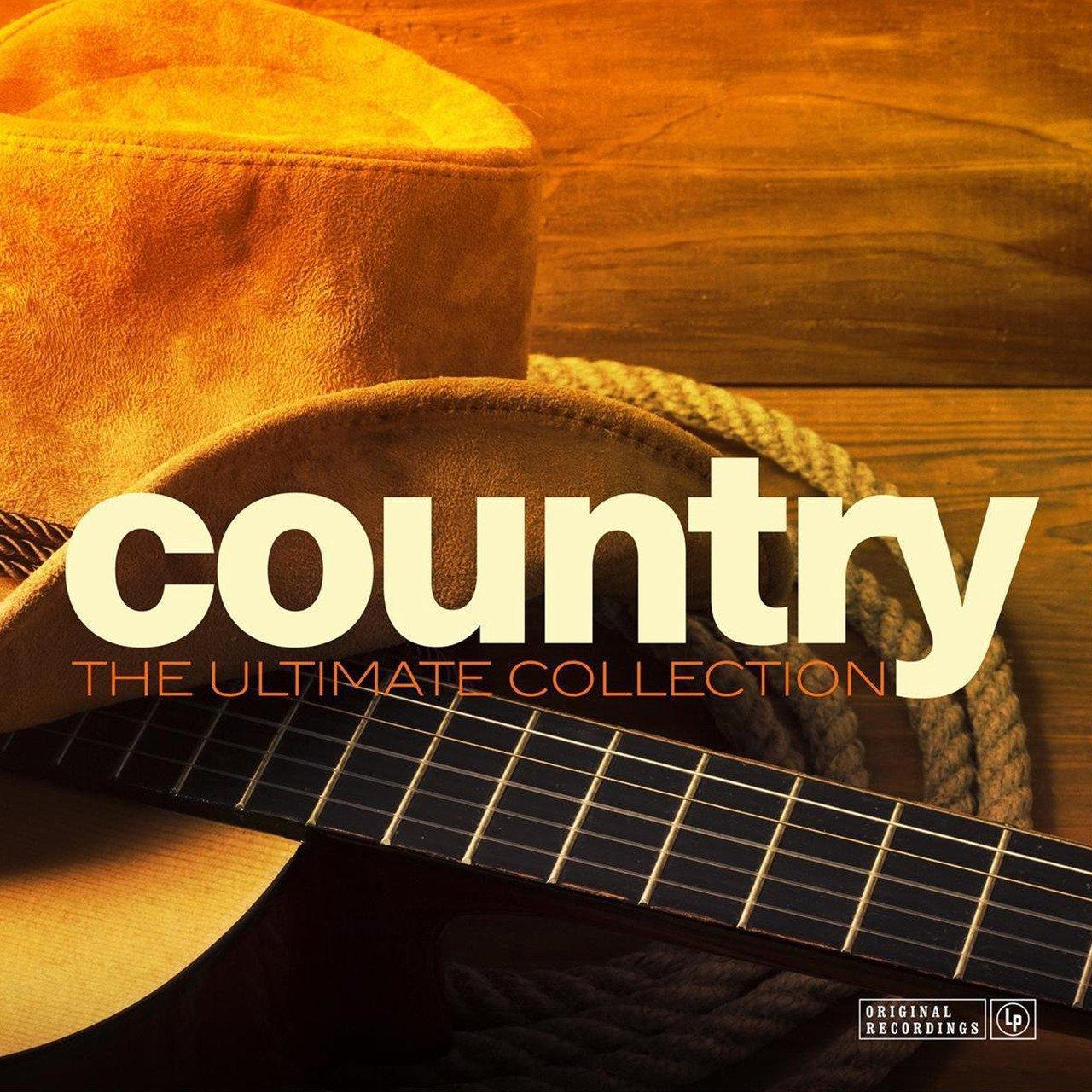 Country - The.. - V/A - Musik - SONY MUSIC - 0190758738017 - November 22, 2019