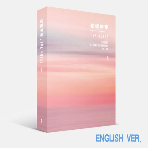 Most Beautiful Moments in Life the Notes 1 (English) - BTS - Bøger - BIG HIT RECORDS - 9791196577018 - 5/3-2019