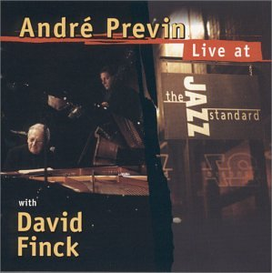 Live at the Jazz Standard - Andre Previn - Musik - Decca - 0044001322020 - 27/3-2001