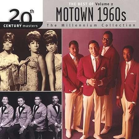 Motown 1960's V.2 - V/A - Musik - MOTOWN - 0044001616020 - 30/6-1990