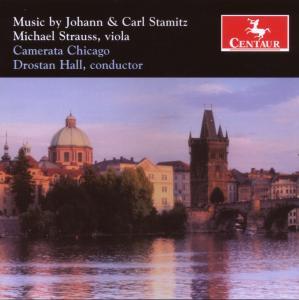 Symphony in a Major: Sym in G Major - Stamitz,johann / Stamitz,carl / Strauss / Mannheim - Musik - Centaur - 0044747286020 - November 27, 2007
