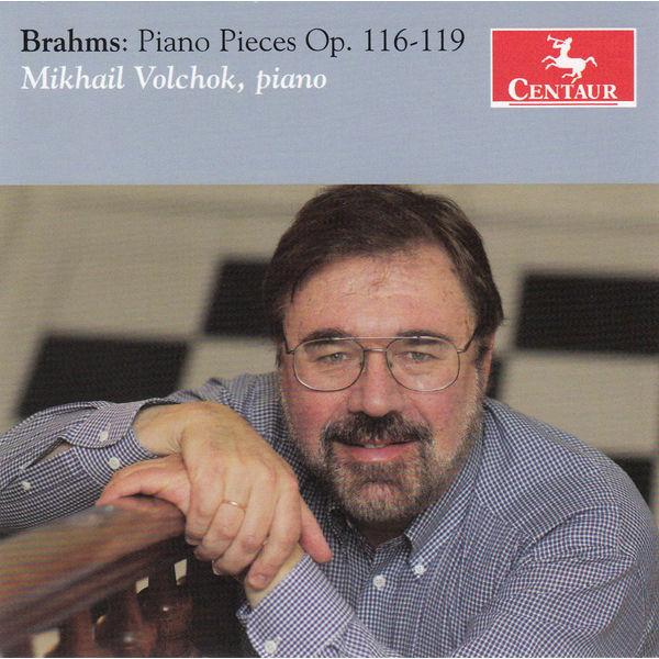 7 Fantasias Op.116 - J. Brahms - Musik - CENTAUR - 0044747330020 - July 30, 2013