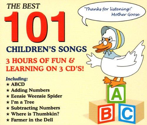 Best 101 Children's Songs - Bugs Bower - Musik - CD Baby - 0752687203020 - December 1, 2010
