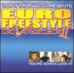 Euro Freestyle Invasion 2 - Tony Monaco - Musik - UNI DISC - 0773848102020 - 18/2-2003