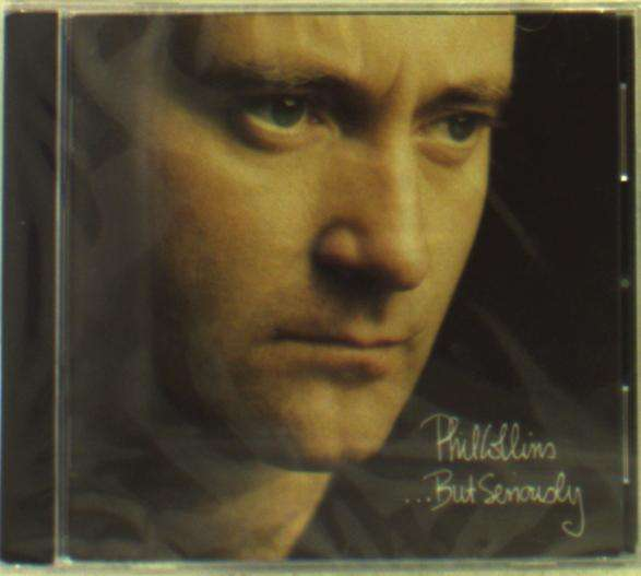 But Seriously - Phil Collins - Musik - VIRGIN - 5012981262020 - 11/3-2019