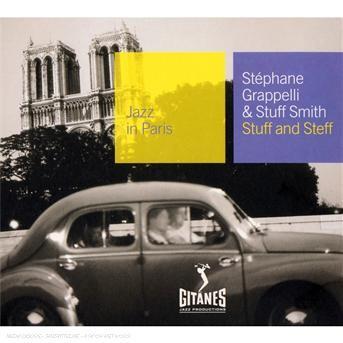 Stuff and Steff - Smith Stuff & Stephane Gr - Musik - JAZZ - 0044001651021 - February 28, 2002