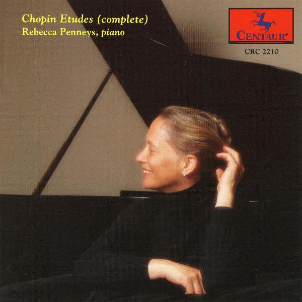 Etudes - Chopin / Penneys,rebecaa - Musik -  - 0044747221021 - 20/12-1994