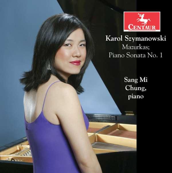 Mazurkas / Piano Sonata No.1 - K. Szymanowski - Musik - CENTAUR - 0044747346021 - September 9, 2016