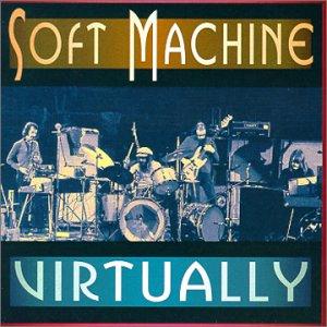 Virtually - Soft Machine - Musik - CUNEIFORM REC - 0045775010021 - 28/2-2020