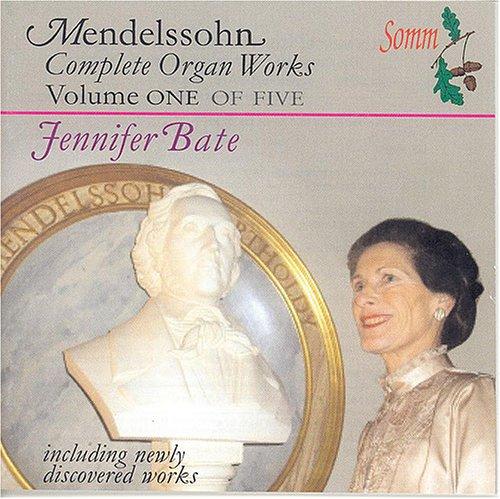 Complete Organ Works Vol. - F. Mendelssohn-bartholdy - Musik - SOMM - 0748871305021 - 17/7-2018