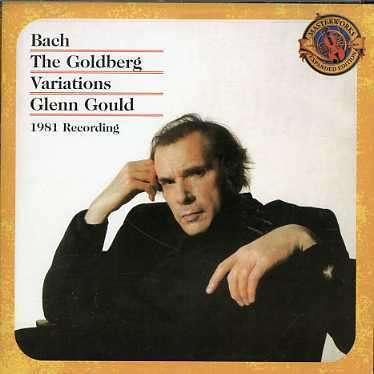 Bach: Goldberg Variations, Bwv 988 (1981 Recording - Glenn Gould - Musik - CLASSICAL - 0827969307021 - 1970