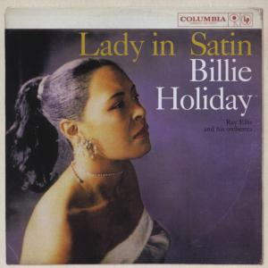 Lady in Satin - Billie Holiday - Musik - COLUMBIA - 0886974920021 - April 1, 2009