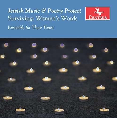 Surviving: Women's Words - Garner,david / Tsang,dale / Mcguiness,nanette - Musik - Centaur - 0044747349022 - April 8, 2016