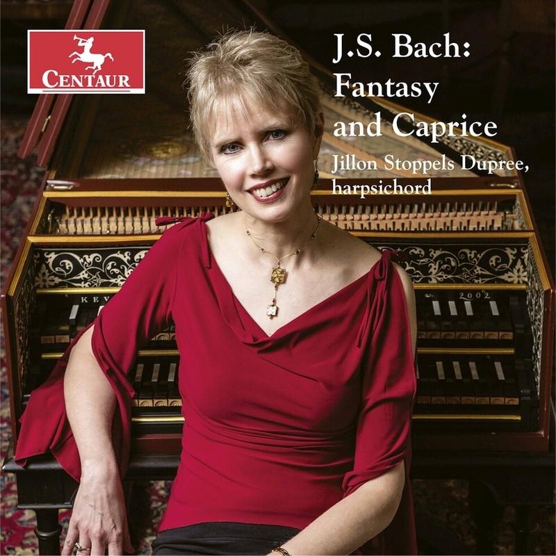 Fantasy & Caprice - Bach,j.s. / Dupree - Musik -  - 0044747381022 - November 20, 2020