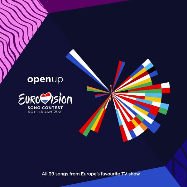 Eurovision Song Contest 2021 - V/A - Musik - UNIVERSAL - 0602435774022 - April 23, 2021