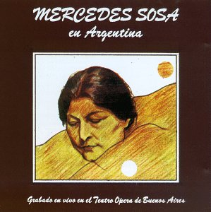 En Argentina - Mercedes Sosa - Musik - UNIVERSAL - 0044001871023 - 22/5-2002