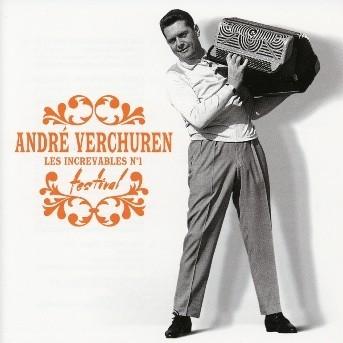 Les Increvables No.1 - Andre Verschuren - Musik - UNIVERSAL - 0044006441023 - April 14, 2004