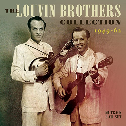 Louvin Brothers Collection 1949-62 - Louvin Brothers - Musik - ACROBAT - 0824046315023 - 4/12-2015