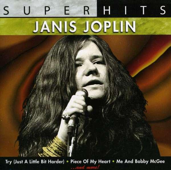 Super Hits - Janis Joplin - Musik -  - 0886970528023 - 9/5-2000
