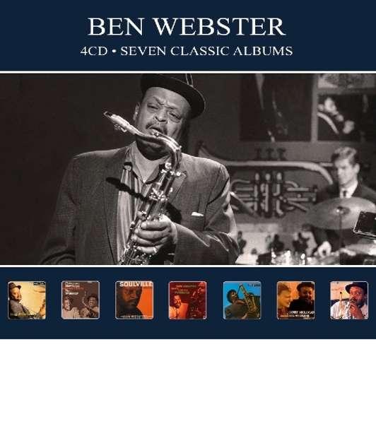 Seven Classic Albums - Ben Webster - Musik - REEL TO REEL - 5036408212023 - 24/5-2019