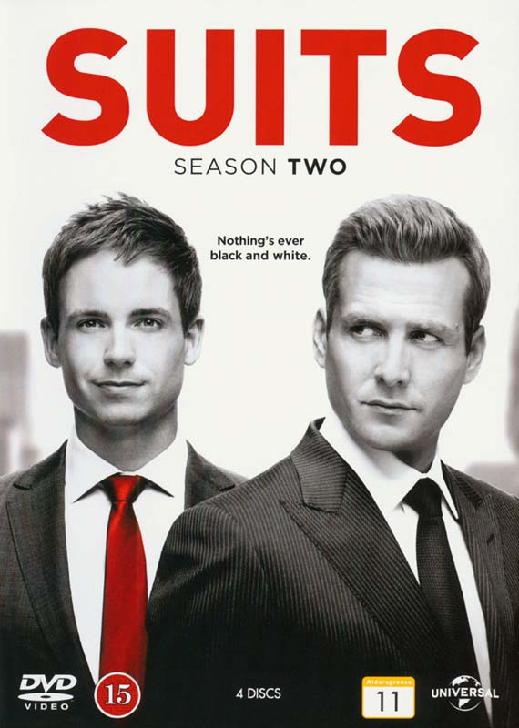 Suits - Season 2 - Suits - Film - JV-UPN - 5050582943023 - 18/7-2013