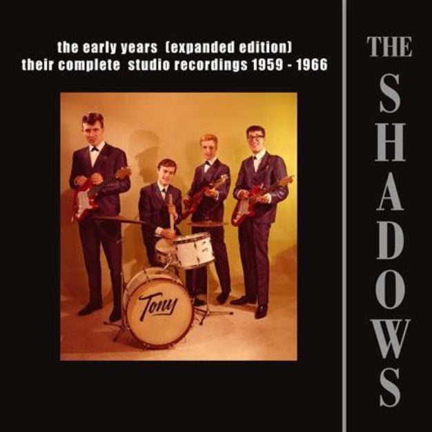 The Early Years - The Shadows - Musik - PARLOPHONE - 5099944427023 - September 16, 2013