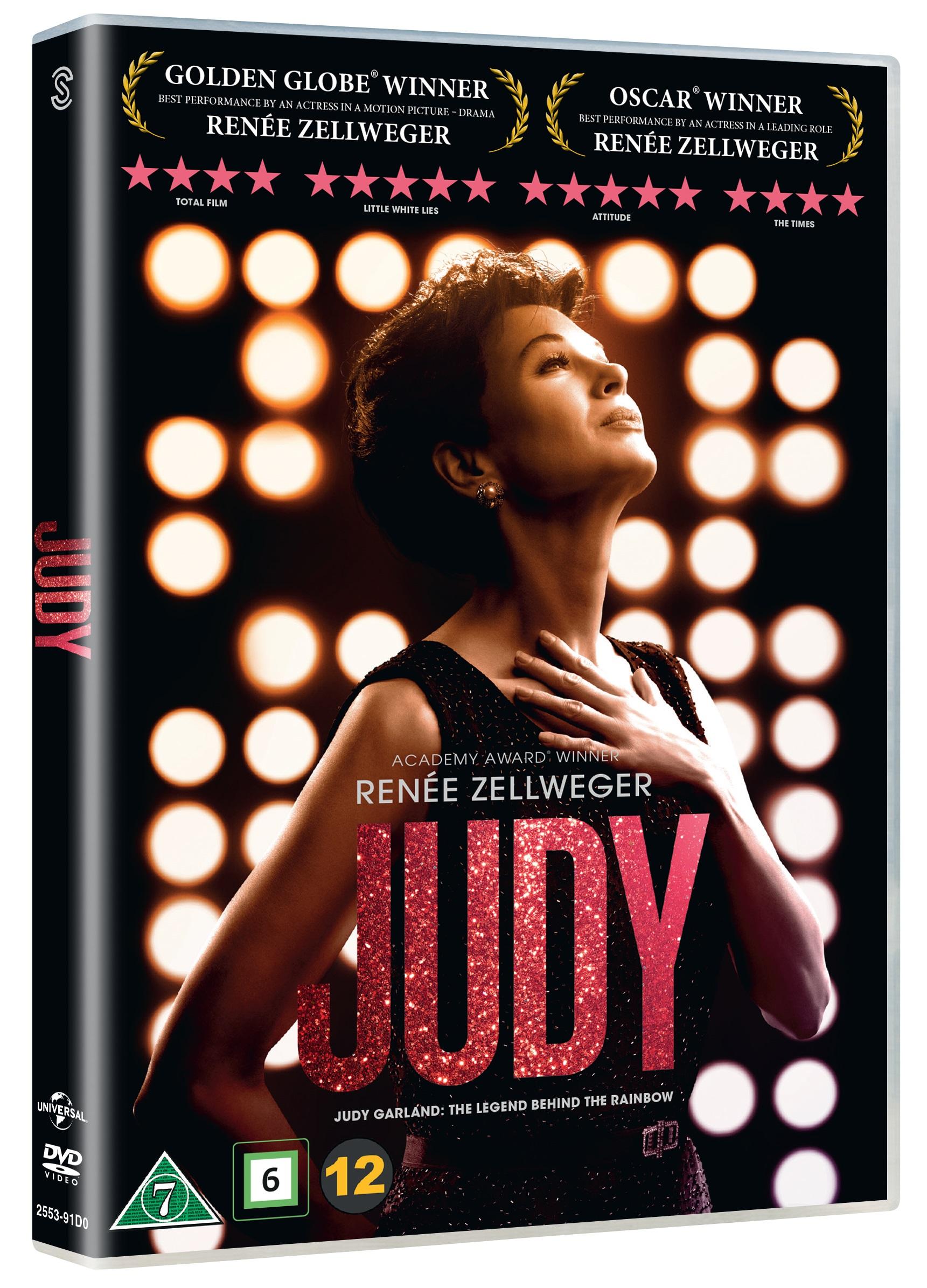 Judy -  - Film -  - 5706169003023 - 12/3-2020