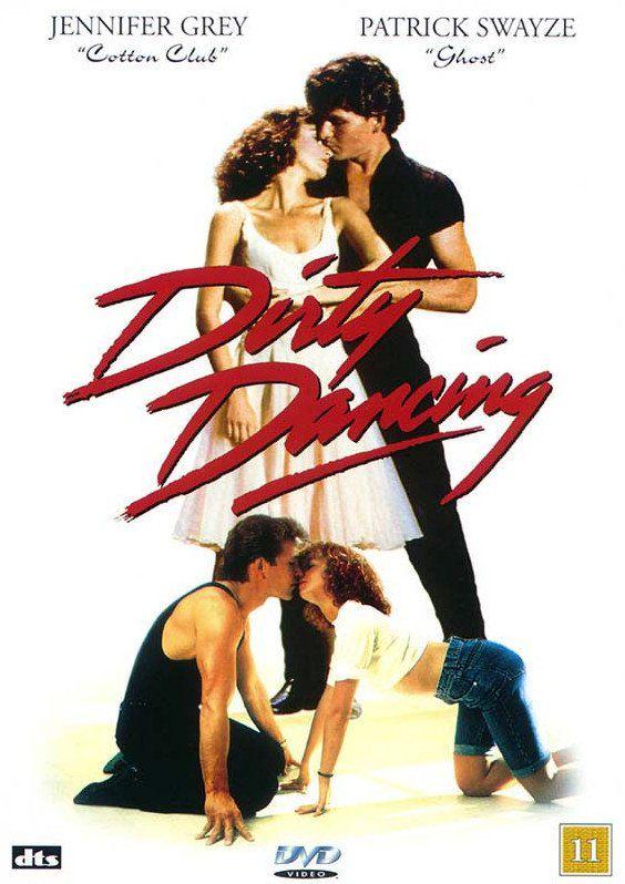 Dirty Dancing - Patrick Swayze - Film -  - 5709165756023 - 14/5-2020