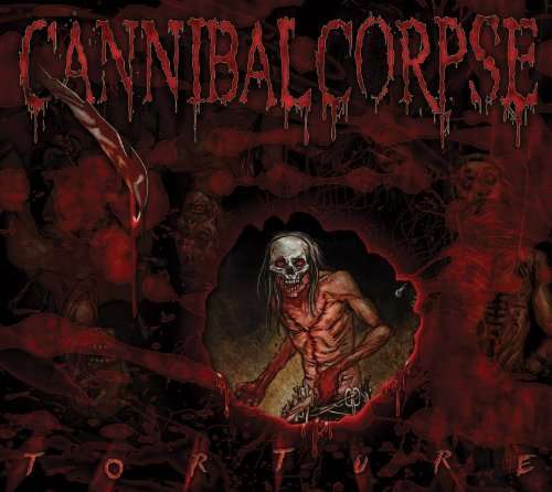 Torture - Cannibal Corpse - Musik - METAL BLADE - 0039841508024 - March 12, 2012
