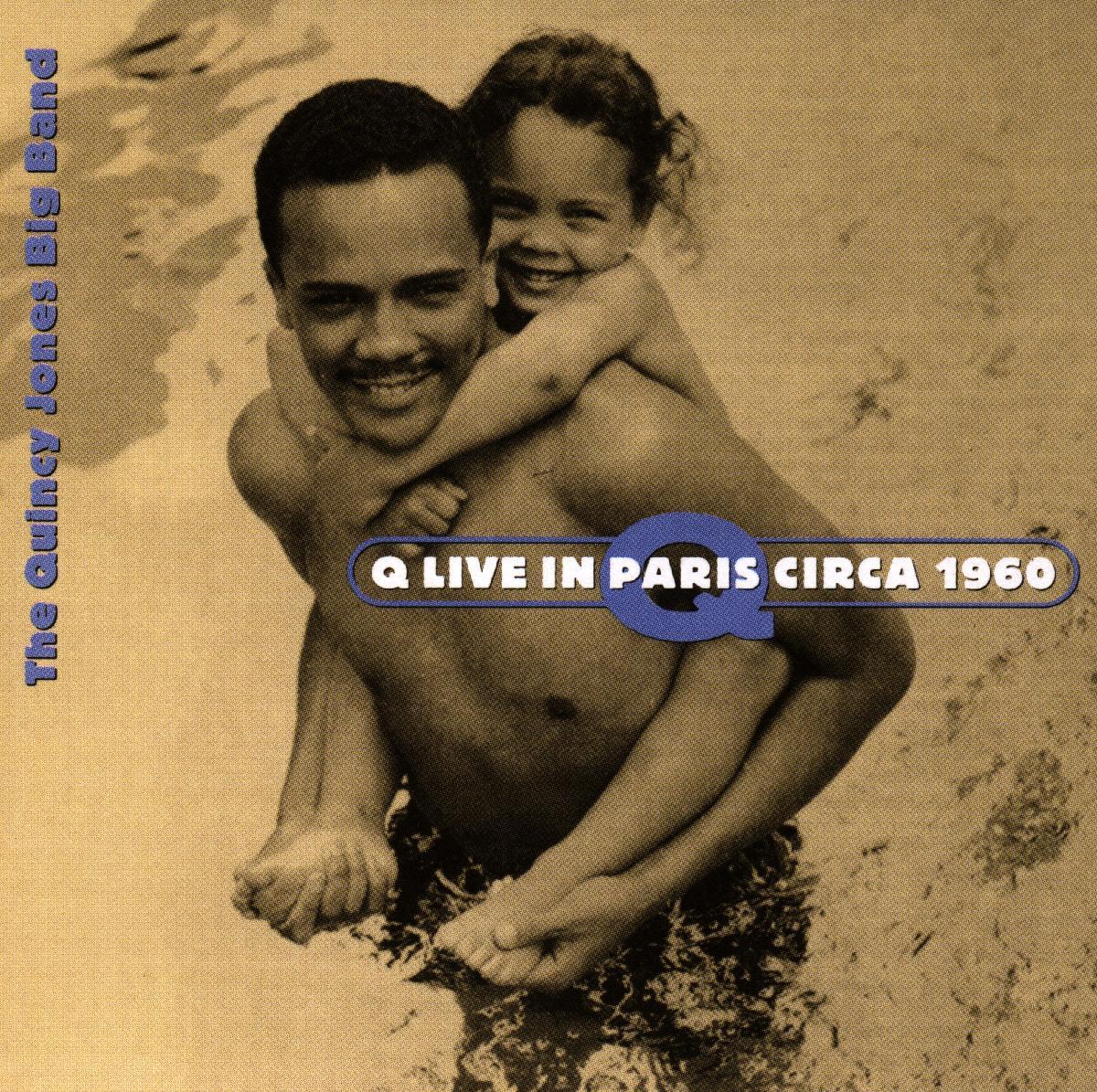 Q Live in Paris Circa 1960 - Quincy Jones - Musik - WARNER - 0093624619024 - 1970