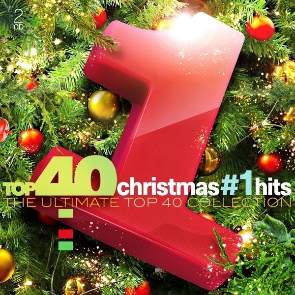 Top 40 - Christmas #1.. - V/A - Musik - SONY MUSIC - 0190758022024 - 23/11-2017