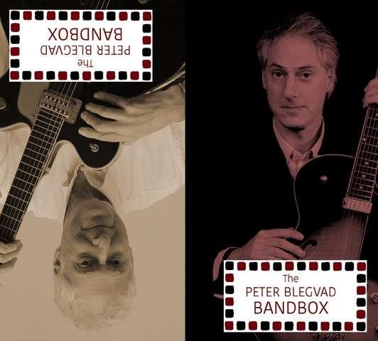 Peter Blegvad Bandbox - Peter Blegvad - Musik - RER - 0752725039024 - August 10, 2018