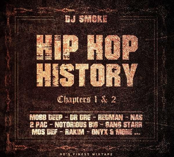 Hip Hop History 1 & 2 - V/A - Musik - WAGRAM - 3596973484024 - 9/6-2017