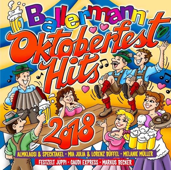 Ballermann Oktoberfest Hits 201 - V/A - Bøger - PARTYKOENIG - 4032989443024 - 3/8-2018