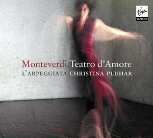 Monteverdi: Teatro D'amore - Pluhar, Christina / L'arpeggiata / Philippe Jaroussky - Musik - VIRGIN CLASSICS - 5099923614024 - 12/1-2009