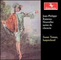 Nouvelles Suites De Clavecin - Susan Toman - Musik - CENTAUR - 0044747294025 - 30/4-2014