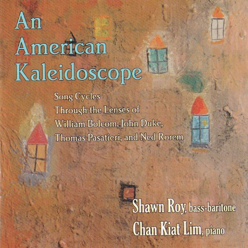 An American Kaleidoscope - Roy, Shawn / Chan Kiat Lim - Musik - CENTAUR - 0044747322025 - October 15, 2012