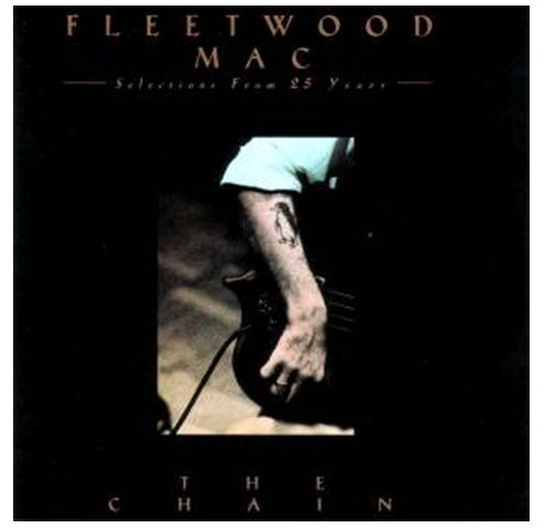 25 Years - The Chain - Fleetwood Mac - Musik - WARNER BROTHERS - 0081227973025 - 11/6-2012
