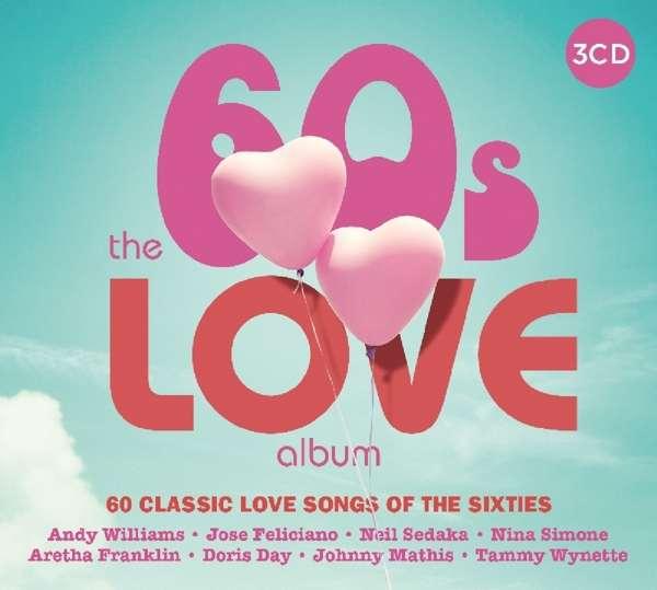 The 60S Love Album - Various Artists - Musik - CRIMSON - 0654378059025 - January 27, 2017