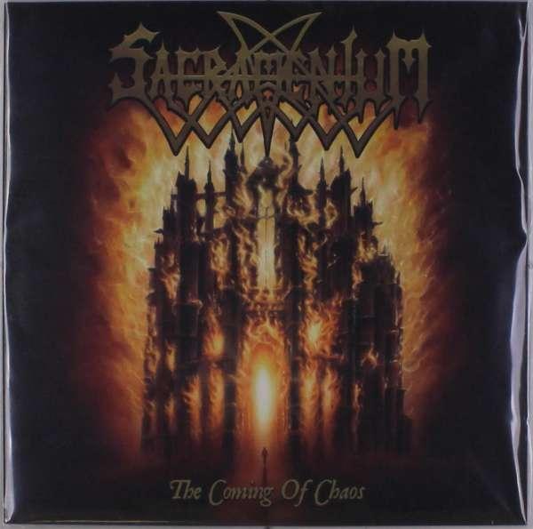 Coming of Chaos - Sacramentum - Musik - COSMIC KEY CREATIONS - 4059251089025 - 25/9-2020