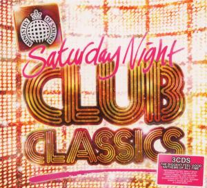 Ministy of Sound: Saturday Night Club Classics - Ministy of Sound: Saturday Night Club Classics - Musik - MINISTRY OF SOUND - 5051275022025 - March 10, 2009