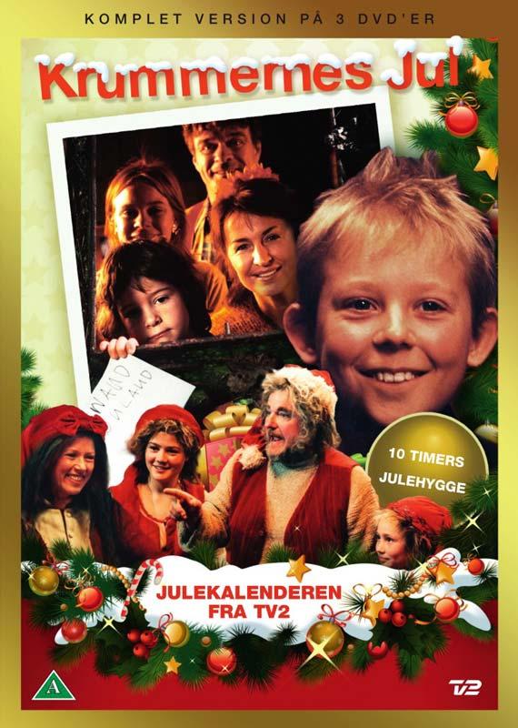 Krummernes Jul - Krummernes Jul - Film -  - 5709165046025 - November 14, 2019