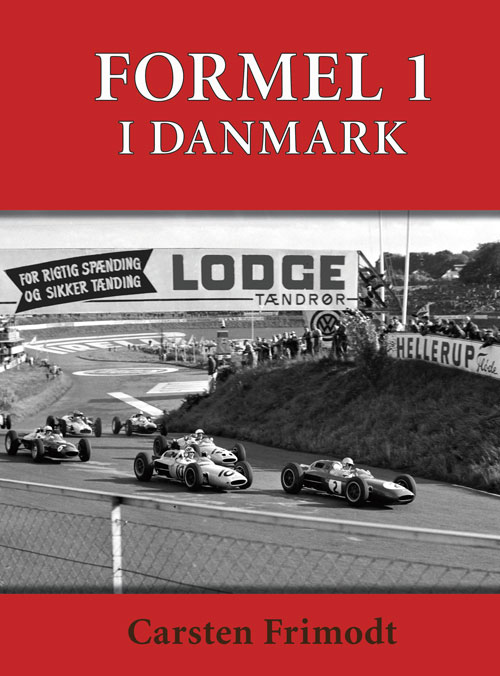 FORMEL 1 - i Danmark - Carsten Frimodt - Bøger - Veterania - 9788793589025 - May 4, 2018