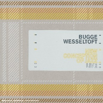 New Conception of Jazz Live - Wesseltoft Bugge - Musik - Jazzland - 0044003850026 - 2016